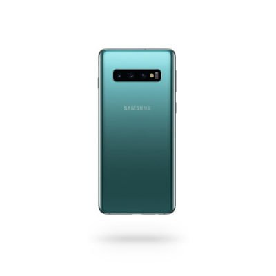 Samsung Galaxy S10 green